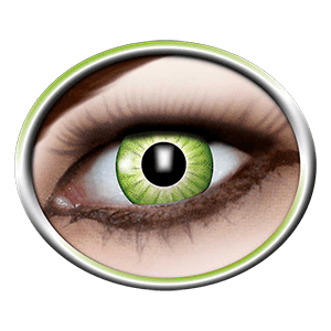 Green contact lenses (Electro Green) product image