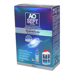 AOSEPT PLUS mit HydraGlyde - 2 x 360ml product image
