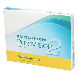 PureVision 2 HD for Presbyopia 3 product image