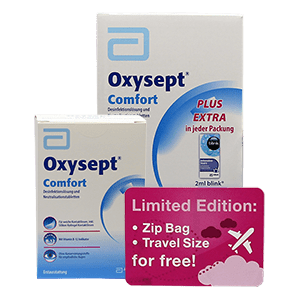 Oxysept Comfort - 90 Days product image