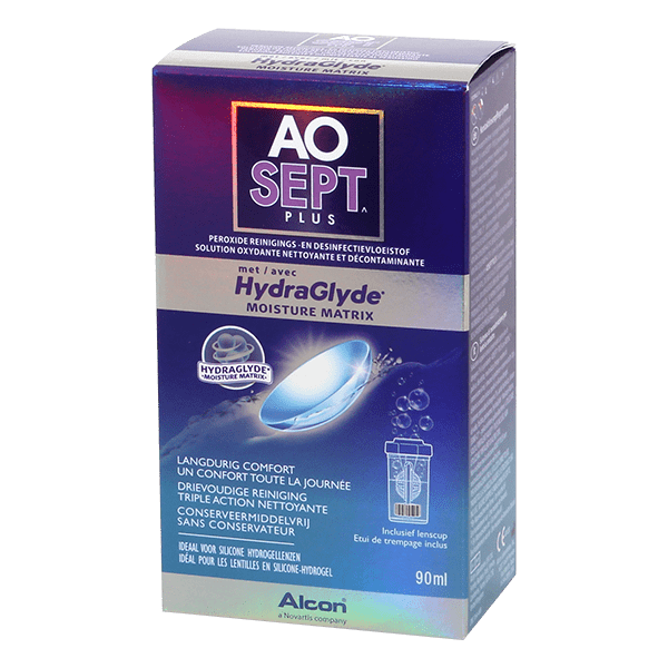 Aosept HydraGlyde Plus 90ml