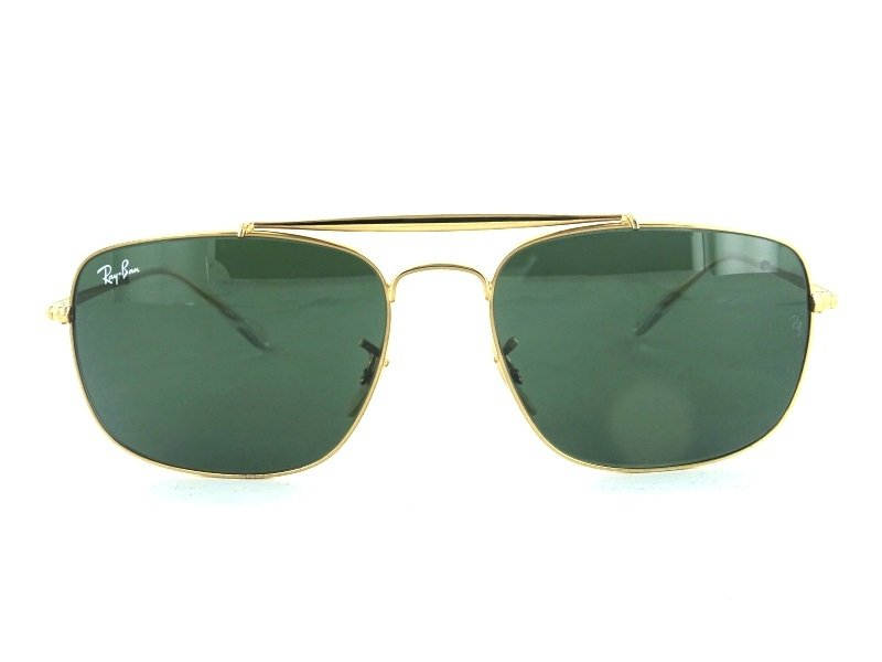 Ray Ban RB3560 001 58 The Colonel