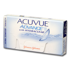 Acuvue Advance 6 product image