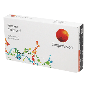 Proclear Multifocal 6 product image