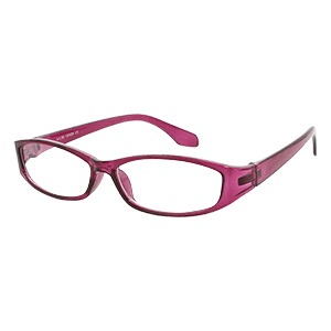 Reading Glasses New York violet product image