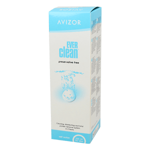 Avizor EVERclean 225ml 30 Tabletten product image