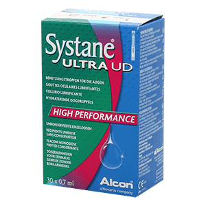 Systane ULTRA Eye Drops 30 x 0.7 ml product image