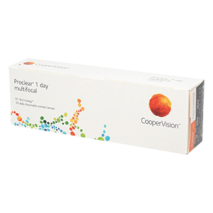 Proclear 1-Day Multifocal 30 product image
