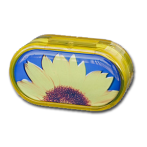 Contact Lens Case Sunflower product image