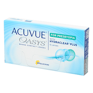 Acuvue Oasys for Presbyopia 6 product image