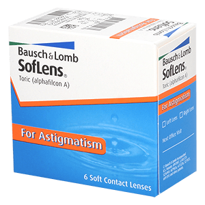 SofLens Toric for Astigmatism 6 product image