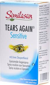 Similasan TEARS AGAIN Sensitive product image