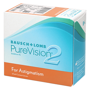 PureVision2 for Astigmatism 6 product image