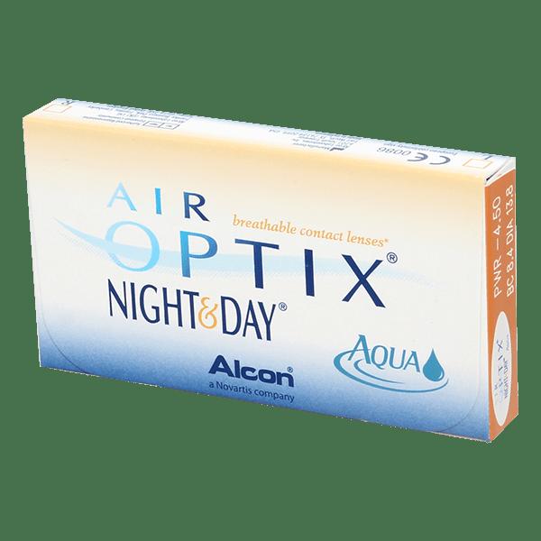 Air Optix Night Amp Day Aqua 3 Contact Lenses Discountlens It