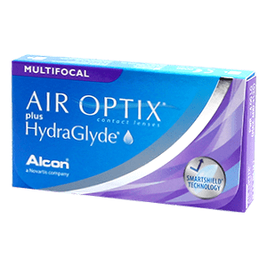 AIR OPTIX plus HydraGlyde Multifocal 6