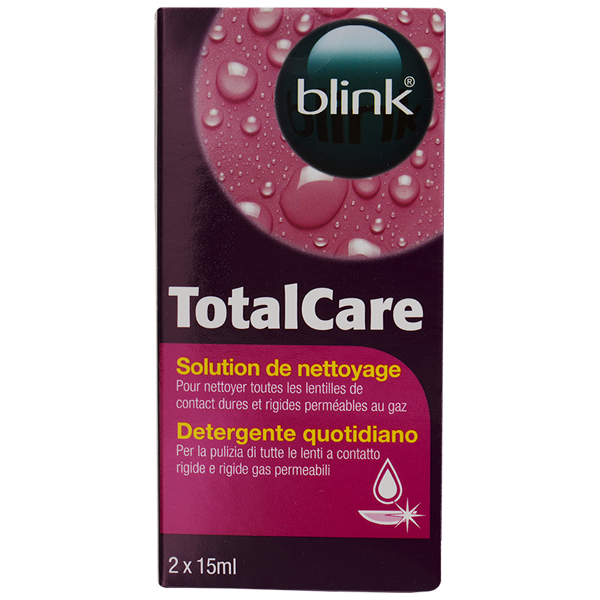 TotalCare Cleaner 2 x 15ml