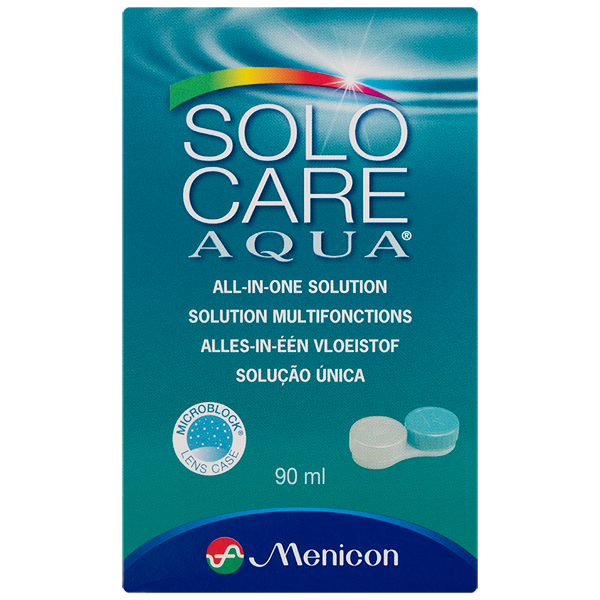 Solo Care Aqua Travelpack 90ml