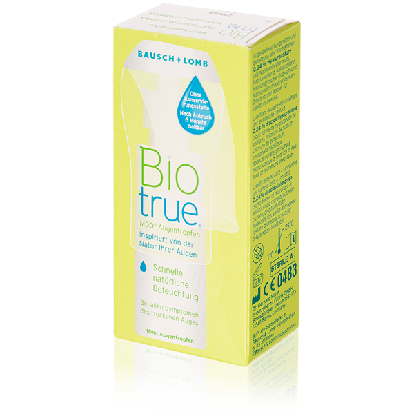Biotrue MDO 10ml Collirio