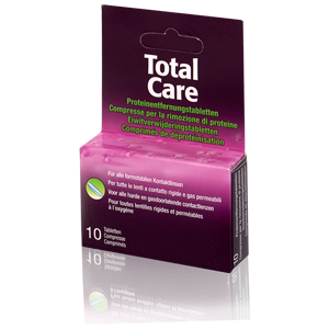 TotalCare Cleaning Tablets