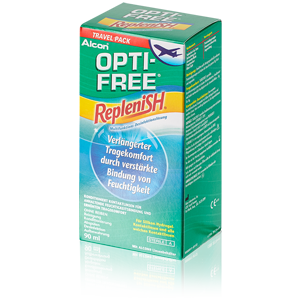 OptiFree Replenish 90ml Travel Pack