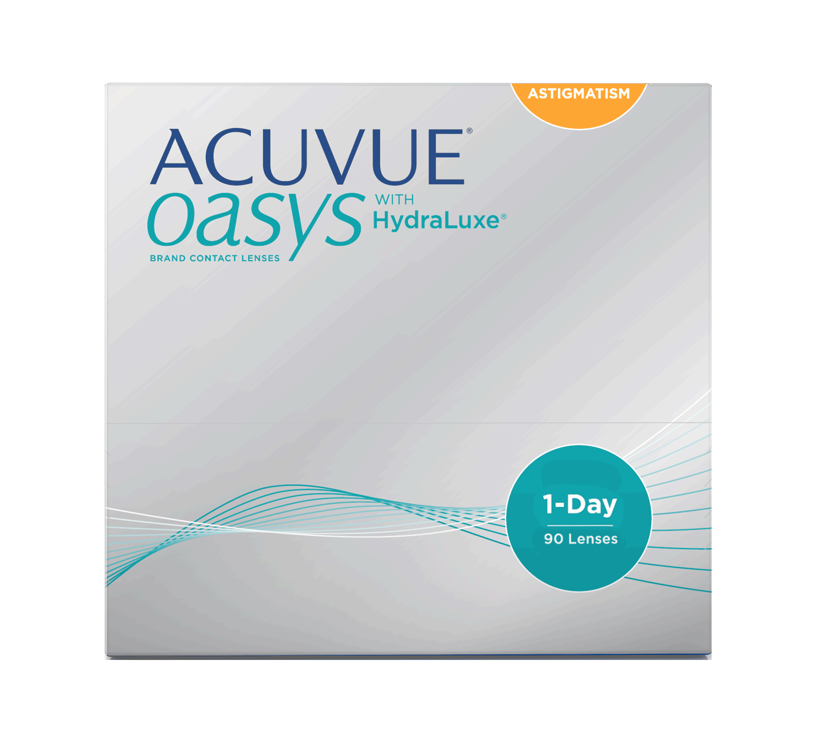 Acuvue Oasys 1-Day for Astigmatism 90